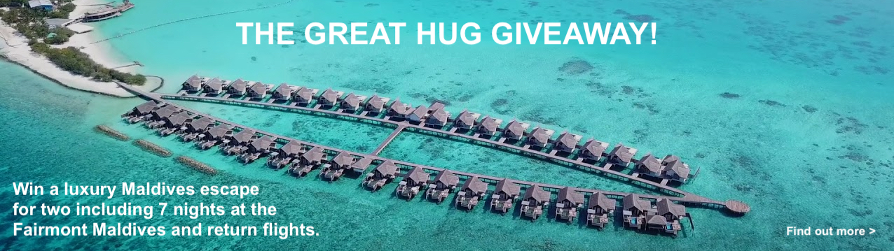 The Great Hug Giveaway